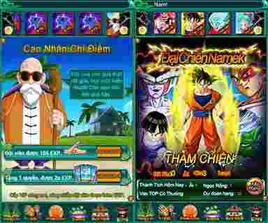 game ngoc rong mobile